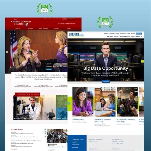 best university website design awards highlight elliance